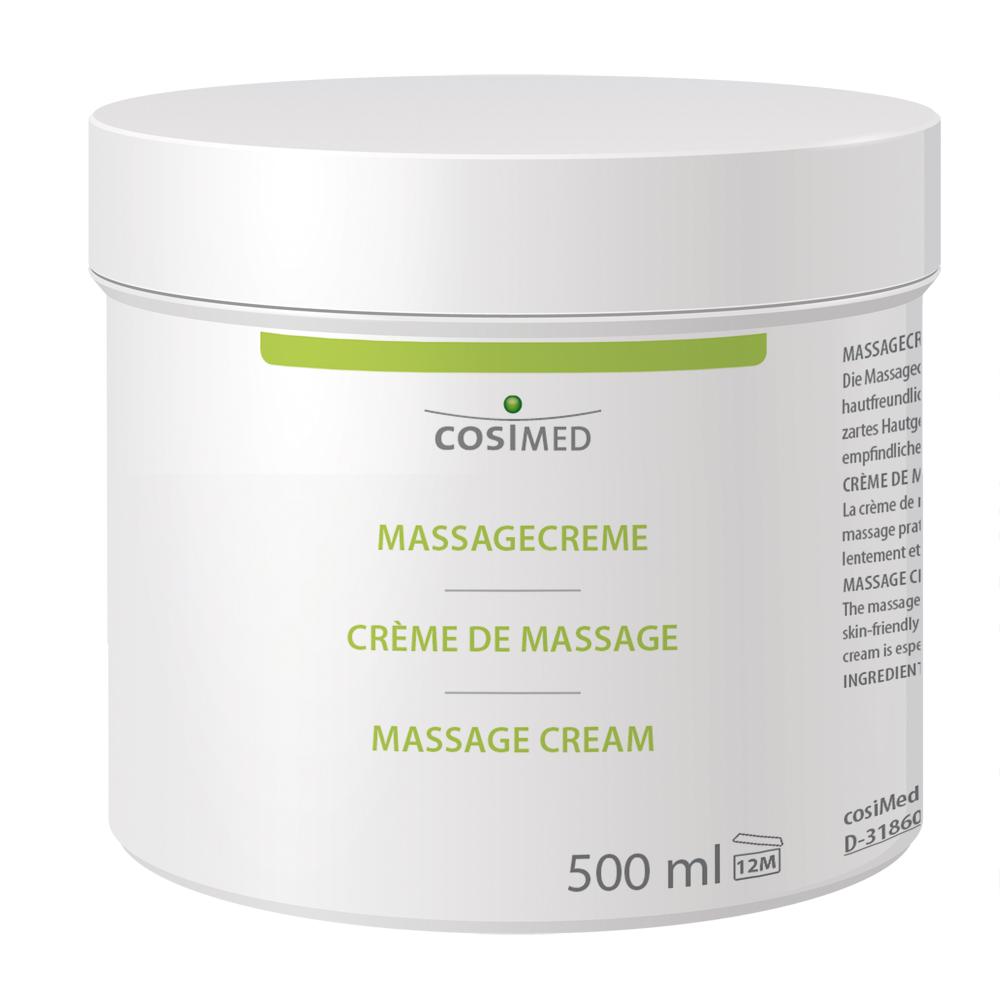 cosiMed Massagecreme im Tiegel 500ml