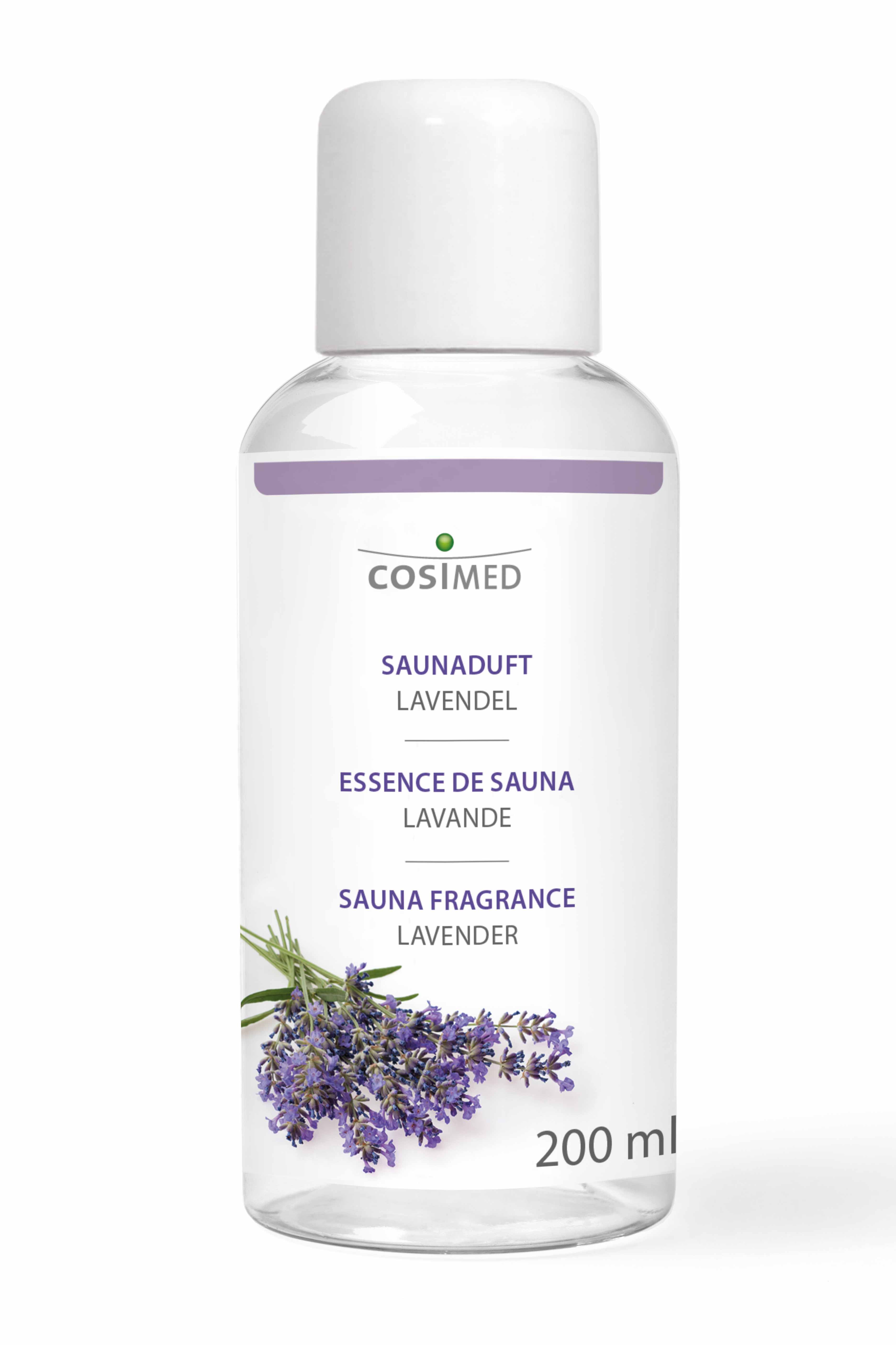cosiMed Saunaduft Lavendel 200 ml